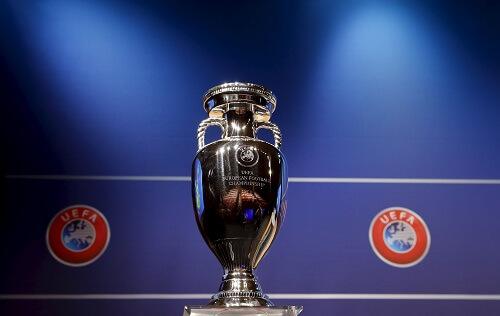 Pehar za pobednika evropskog prevenstva u fudbalu