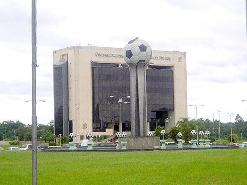 Zgrada i sedište CONMEBOL, Fudbalska konfederacija Južne Amerike