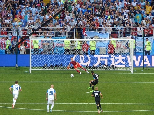 Pravila fudbala - Kazneni udarci, penal