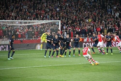 Pravila fudbala - Slobodni udarci