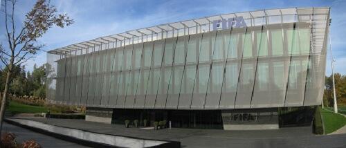 Zgrada i sedište FIFA, Međunarodna federacija fudbalskih asocijacija