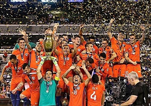 Pobednici Kupa južne Amerike