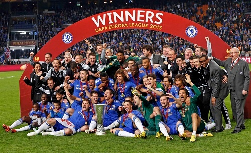 Pobednici UEFA Liga Evrope