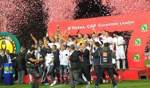Pobednici Afrička Liga Šampiona