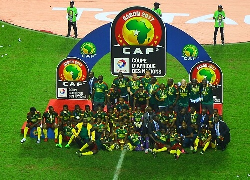 Pobednici Afrički kup nacija