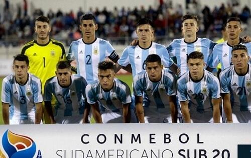 Prvenstvo Južene Amerike u fudbalu do 20 godina