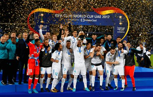 FIFA Svetsko klupsko prvenstvo, pobednici