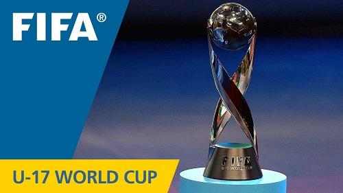 FIFASvetsko prvenstvo do 17 godina, pehar