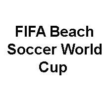 FIFASvetsko prvenstvo u fudbalu na pesku