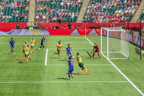 FIFA Svetsko prvenstvo za žene, utakmica