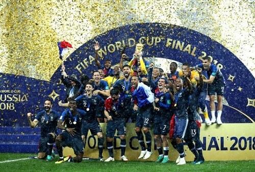 FIFA svetsko prvenstvo pobednici