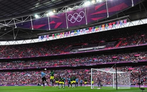 Olimpijski fudbalski turnir za muškarce, utakmica