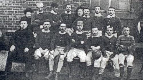 Klub Šefild, najstariji fudbalski klub